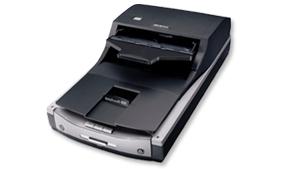 Scanner Microtek DI4020 usado